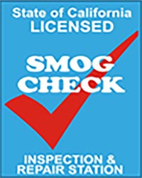California Licensed Smog Check and Instpection Station